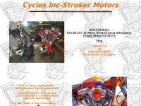 Cycles Inc-Stroker Motors