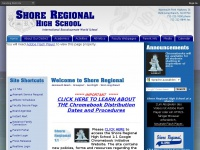 Shore Regional High School District / Homepage