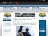 NJ Saltwater Fisherman - Your #1 Source For Fishing In NJ
