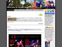 Tucsonnow.net - Tucson Now Home- the place to find out about the people who make Tucson, Arizona a great place to live.
