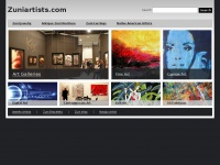 zuniartists.com