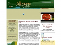 Welcome to Allegany County Tourism online: Your stop for Allegany County history, events, travel information, artists & artisans!