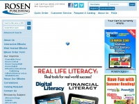 Rosen Publishing | Educational Publisher for Preschool through Twelfth Grade