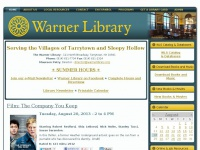 Warnerlibrary.org
