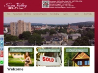Seven Valley Realty, Inc. Buy or sell, rent or build! The hometown agent's regional resource!
