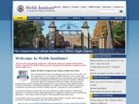 Webb Institute | Welcome to Webb Institute!