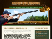 Rochester Brooks | International Trap & Skeet Club, Inc