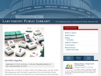 Larchmontlibrary.org