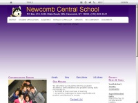 Newcomb Central School Home Page