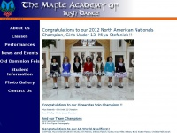 mapleirishdance.com