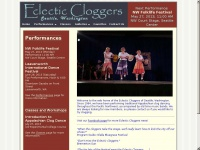eclecticcloggers.org Thumbnail