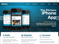 Pitchero - Create a free sports website for your Club, League or County – Free Club Website