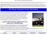 airport-limousines.com