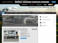 Paulbrownmotors.net