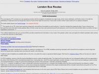 londonbusroutes.net