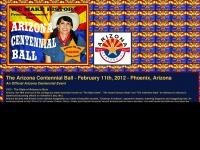 arizonacentennialball.com
