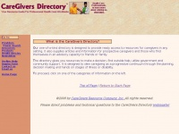 caregiversdirectory.com