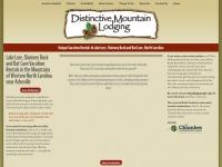 distinctivemtnlodging.com