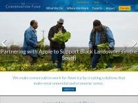 conservationfund.org