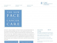 Thenewfaceofcancercare.org