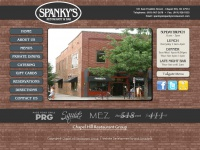 spankysrestaurant.com