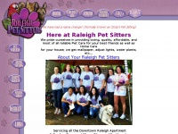 Raleigh Pet Sitters is a Raleigh NC Professional Pet Sitting Company  Servicing 27605, 27607, 27608, & More...