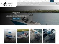 goosecreekmarine.com