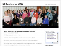 Nccumw.org - NC Conference UMW | Take the bus with us to Assembly. Click on Assembly on the menu for more info.