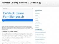 Fayettecogs.org