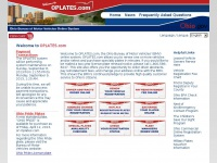 Oplates.com - Ohio Bureau of Motor Vehicles - Home | CBOSS, Inc.