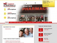 custerpharmacy.com