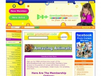 Downloadkidsmusic.com - The premier site for kids music! Download Kids Music.com Best Kids Songs!