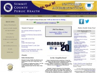Scphoh.org - Summit County Public Health