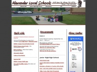 Home - Alexander School District