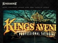 kingsavenuetattoo.com