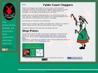 fyldecoastcloggers.co.uk Thumbnail