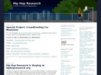 hiphopresearch.org