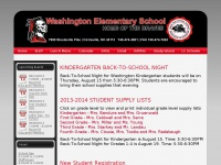 Washington Elementary - Washington Elementary