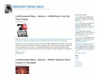 Brewed Fresh Daily