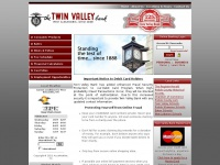 Welcome to The Twin Valley Bank - Home