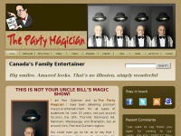 thepartymagician.com