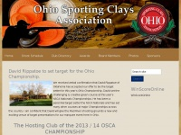 The Ohio Sporting Clays Association