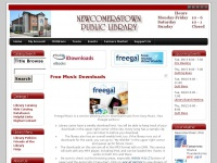 Newcomerstownlibrary.org - Newcomerstown Public Library