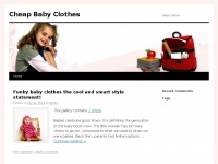 Cheap-baby-clothes.info