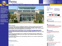 Parmamunicourt.org - Parma Justice Center - Home Page