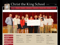 Home - Christ The King School