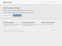 phpdatamapper.com