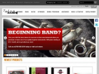 Tulsa Band Instruments: Brass, Woodwinds, Guitars, Boutique Effects Pedals and Amps
