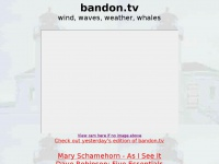 Bandon.tv - Bandon Webcam