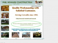 Construction Remodeling Painting in Corvallis OR